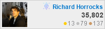 profile for Richard Horrocks at Ethereum
